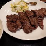杉作 - 牛たん大盛定食
