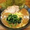 横浜家系らーめん 二代目武道家 - 料理写真:ラーメン 700円