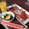 赤うし亭 - 料理写真:久々の焼肉