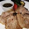 みんなdeイタリアン Cuore - 料理写真:米沢豚の低温調理のロースト