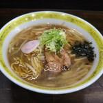 麺屋 玄 - 醤油ら〜めんp(^_^)q
