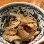 海鮮問屋 吾作どん - 鶏皮ポン酢
