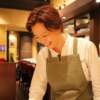 北イタリアでオーナーシェフとしての経験を持つ料理人「仲田睦」