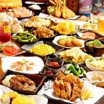 名物もつ鍋×食べ飲み放題 のりを - 料理写真: