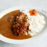 11号線食堂 - 料理写真:カツカレー