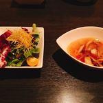 パーチェ - サラダとスープ