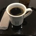 ガーデンハウス カフェ - ドリップコーヒー