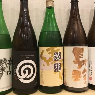 日本酒やワインもございます♫