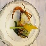 洋風膳 わかまつ - 魚料理