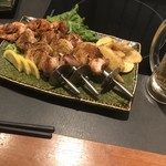 和×肉バル サルバドーレ -
