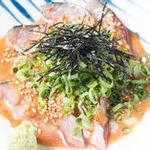 【選べる定食】④長崎天然真鯖の胡麻サバ