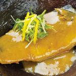 【選べる定食】⑩とろ鯖の味噌煮 ~大分ゆず胡椒風味~