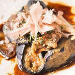 【選べる定食】⑳熊本長茄子 ぶた味噌炒め