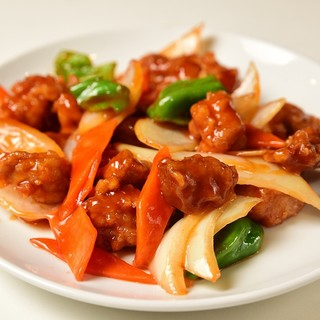 ●本格中華料理ランチ●
