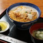中村屋 - カツ丼