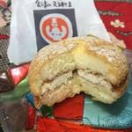 太郎庵 - 料理写真:チーズブッセ