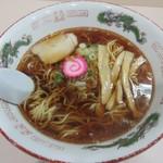 プチトマト - 料理写真:醤油ラーメン@600円
