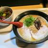 七うら - 料理写真:「ラーメン・漬け丼」(800円)のセットをいただきました。