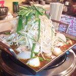 ボンクラ  - チリトリ鍋