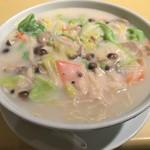 天津菜館 - 繊細な味付け野菜オーケストラ❣̈