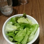Gin Khao - ランチのサラダ