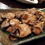 Tsukiakari - 牡蠣串