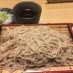 きり - 料理写真:そば