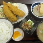 大銀食堂 - ■日替定食880円■ +120円で、みそ汁を豚汁に変更!!
