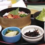 庵和昇 - 海鮮丼