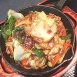 居酒屋 まる和 - 180320火 東京 まる和 回鍋肉
