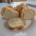 煮こみや なりた - パン