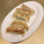 超ごってり麺ごっつ - 焼餃子