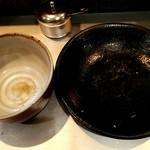 麺匠 呉屋 - 完飲です!
