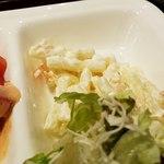 鱗蔵 - マカロニサラダ