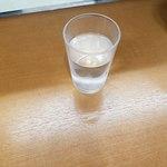 加賀 - お水
