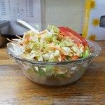 カレーショップ アルー - 野菜サラダです