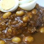 カレーショップ アルー - 豆で植物性たんぱく摂取