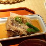 83747810 - ◆鯛のあら炊き 優しい味わい、もう少し身が多いといいかも。