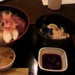 どんど - 海鮮丼ランチ