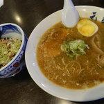 神田 元楽 - 醤油ぶためしセット