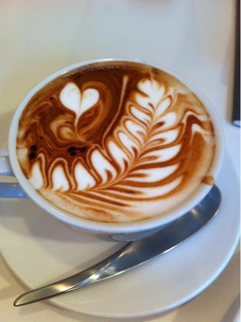 CAFE STRADA - カフェモカ