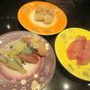 廻る富山湾 すし玉 - 料理写真:カワハギ・がんど・光物3種