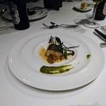 ホテルセトレ - 真鯛のオーブン焼き