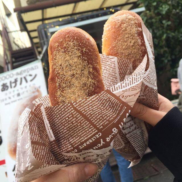 パン 揚げ