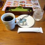 むさしの森珈琲 - ブレンドコーヒー432円
