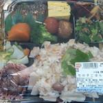 知久屋 - 料理写真:タケノコごはんのお弁当