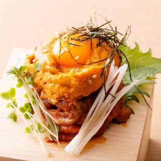 いちゆく名物肉前菜