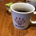 BREAD&DISHES MUGINOKI - ドリンクはコーヒー選びました