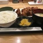 串鳥 - 唐揚げ定食
