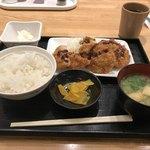 串鳥 - ヒレカツ定食